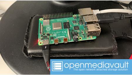 OMV auf Raspberry Pi 4