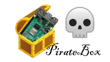 PirateBox auf Raspberry Pi