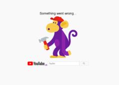 [UPDATE] YouTube down!